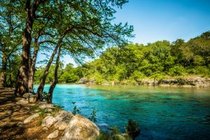 Connally Plumbing Photo of Guadalupe River New Braunfels, Texas
